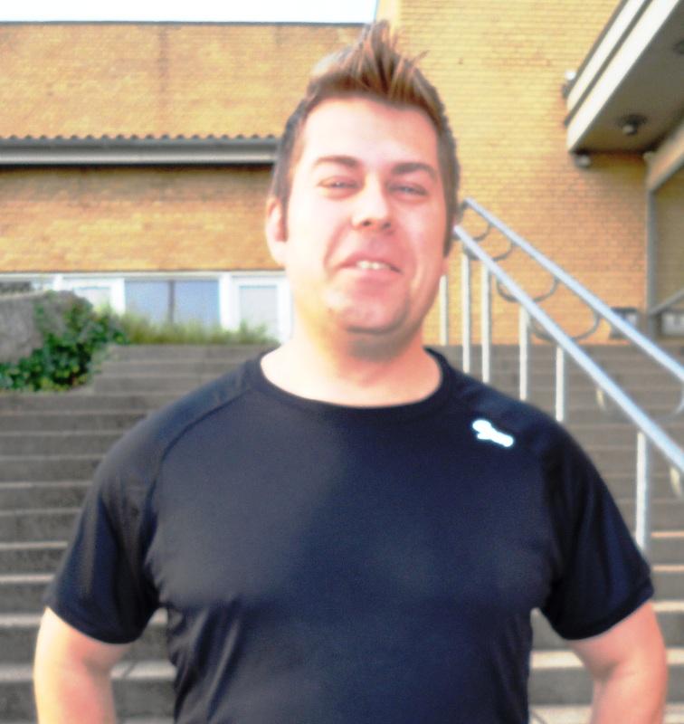 Morten Hegelund - debutant på ½ maraton