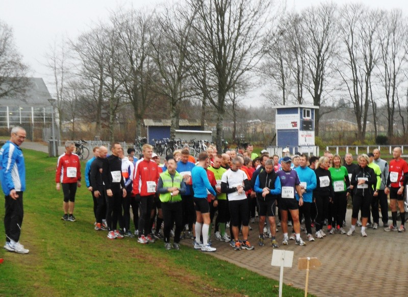 start Suppeløbet 2011