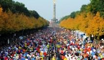 Start berlin marathon 2011