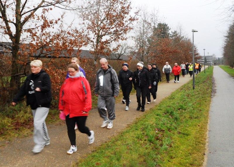Start løbeskolen 2012 - 1. tur